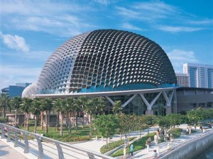 Esplanade – Theatres on the Bay Singapore